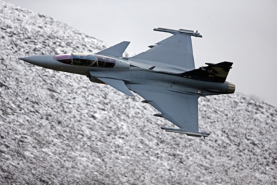 Gripen NG (Saab photo)