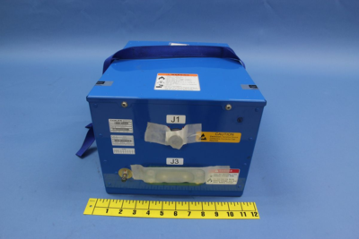 An example of an undamaged battery used in the Boeing 787. (Photo/NTSB)