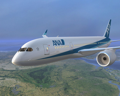 Extended operations for the 787 could enable airlines to fly longer routes. (Photo/Boeing)