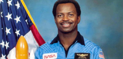 Challenger astronaut and South Carolinian Ron McNair (NASA photo)