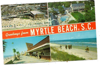 The Myrtle Beach area had 51 reported sightings in June alone.
