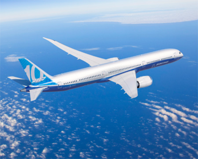 Boeing has decided to assemble the largest Dreamliner solely in North Charleston. (Photo/Boeing)
