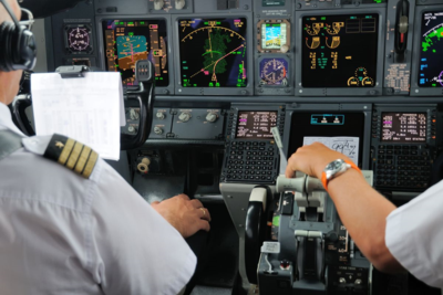 Some aviation experts and fliers are calling for better radar systems and recording protocols for commercial jets. (Photo/Shutterstock)