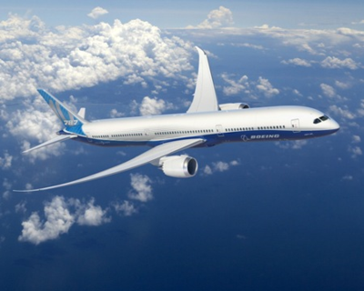 The first 787-10 Dreamliner delivery is expected in 2018. (Photo/Boeing)