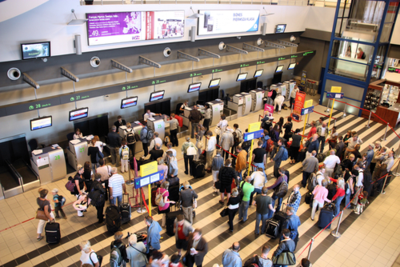 An AP analysis of data shows that airline mergers might be causing passengers to pay more for their tickets. (Photo/Tupungato/Shutterstock.com)