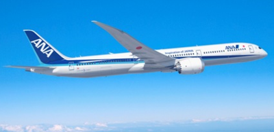 All Nippon Airways has had more 787s delivered than any other customer. (Photo/Boeing)