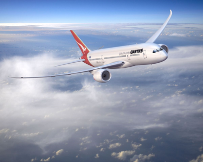 Qantas said its Dreamliner purchase is part of its growth plan. (Photo/Boeing)