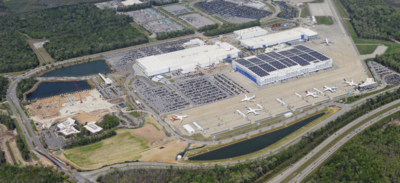 Boeing S.C.'s campus is located in North Charleston. (Photo/Boeing)